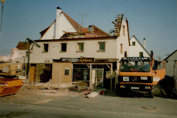 Umbau 1993
