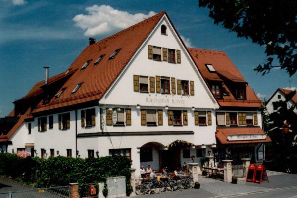 Landgasthof nach Umbau 1993
